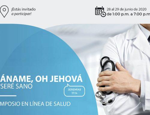 Simposio de Salud en Línea – 28 y 29 de junio 2020